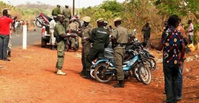 Infractions routières à Ouagadougou: des mesures fortes de poursuites judiciaires