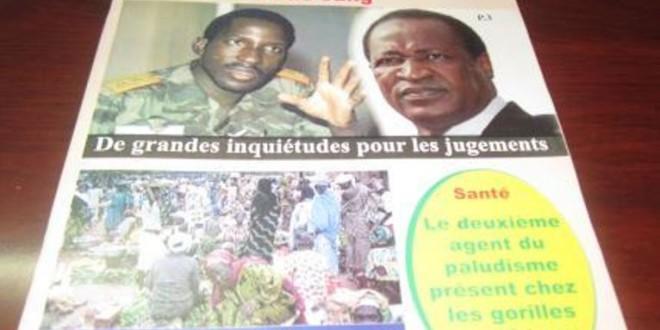 Le journal Labor N°16 à lire sur les difficultés de la transition burkinabè