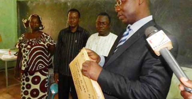 Concours directs de la fonction publique du Burkina: résultats attendus en septembre 2015.