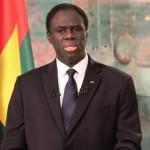 """Michel Kafando,président du Faso:""""Si malgré cet appel pressant, il se trouvait des aventuriers, mus par les forces du mal, pour créer des troubles et le chaos, ils en répondront devant l'histoire et évidemment, devant les juridictions internationales. J'ai le devoir et la ferme intention de conduire la Transition jusqu'à son terme."""""""