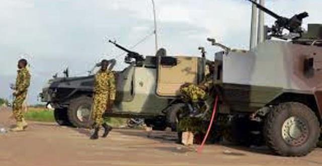 Conseil des ministres du 12 octobre 2016:le bilan de l'attaque terroriste du 12 Octobre 2016 fait 3 morts et 3 blessés du côté de l'armée burkinabè