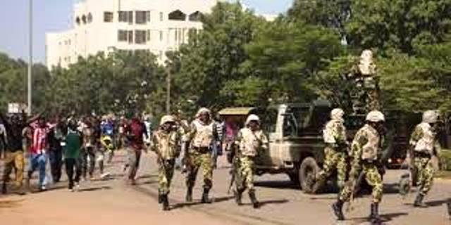 Des interventions chirurgicales pour des victimes du putsch 2015 au Burkina