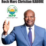Roch Marc Christian KABORE,président du MPP.
