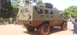 OUAGADOUGOU:des explosions d'obus et de roquettes attendues