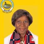 Françoise TOE  ,candidate indépendante à la présidentielle du 29 novembre 2015 et soutenue par le parti  MLN/BF.