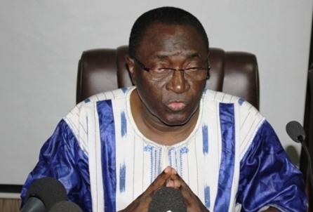 Hermann Yaméogo:« On se rend compte que la sagesse n'est pas la chose la mieux partagée par nos nations.»