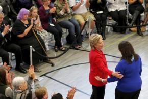 Hillary Clinton promet de limiter l'accès aux armes si elle est élue
