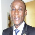 Jean-Baptiste NATAMA  candidat à la présidentielle 2015..