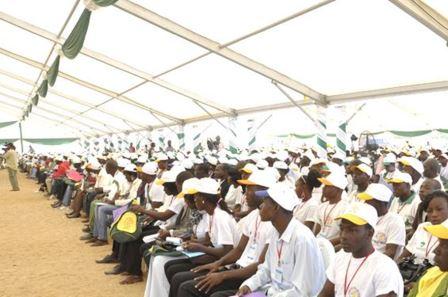 Jeunes du Burkina
