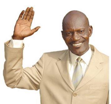 Laurent Bado,juriste et homme politique du Burkina.