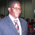Jean de Dieu VOKOUMA  vice-président du CSC..