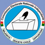 Le logo de la CENI du Burkina Faso.
