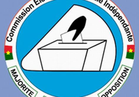 Compilation des résultats des élections de novembre 2020 au Burkina: un blocage partiel à la CENI
