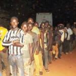 Les Burkinabè expulsés travaillaient pour la plupart dans un site d'or du village de Siguiri (Région de Haute- Guinée) en Guinée- Conakry.Ils ont été considérés par des services de sécurité guinéens comme des gens en situation d'irrégularité.(photo d'archives)