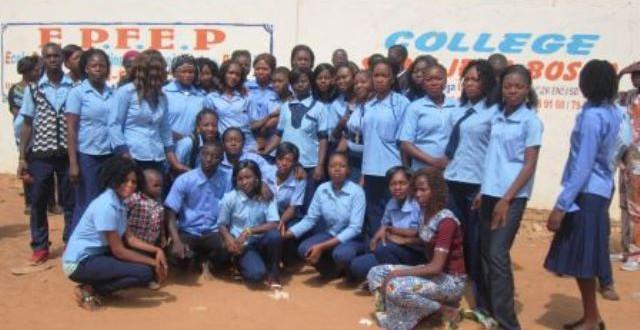 Ecole Privée de Formation des Enseignants du Primaire (E.P.F.E.P-DON-BOSCO): rentrée scolaire 2017/2018 à Ouagadougou