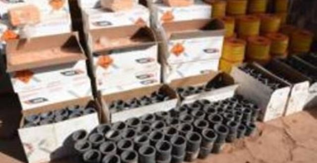 Rappel de l'interdiction des pétards,jouets explosifs au Burkina