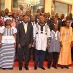 Le gouvernement Thiéba I du régime civil du président Roch Marc Christian Kaboré du Burkina Faso.