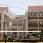 La Bourse du travail de Ouagadougou.Un bel édifice spacieux qui fait honneur au mouvement syndical burkinabè inauguré en 2016.