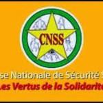 CNSS logo et slogan