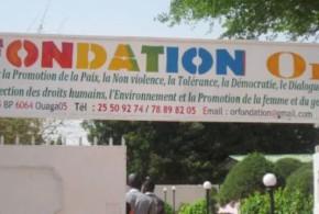 FONDATION OR: Ram Ouédraogo dans l'humanitaire pour la paix en Afrique et dans le monde