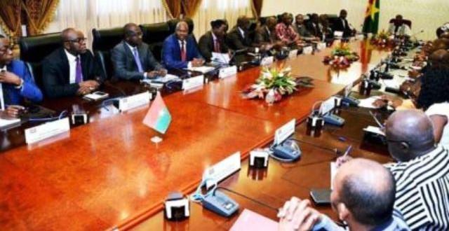 Conseil des ministres du 11 janvier 2017:proposition de schéma d'apurement de la dette intérieure irrégulière des ministères et institutions du Burkina.