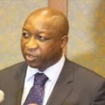 Paul Kaba THIEBA,premier ministre burkinabè du 1er gouvernement du régime du président du Faso,Roch Marc Christian Kaboré.