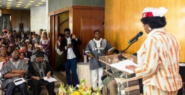 Diaspora burkinabè: un premier forum prévu courant le 1er semestre 2018