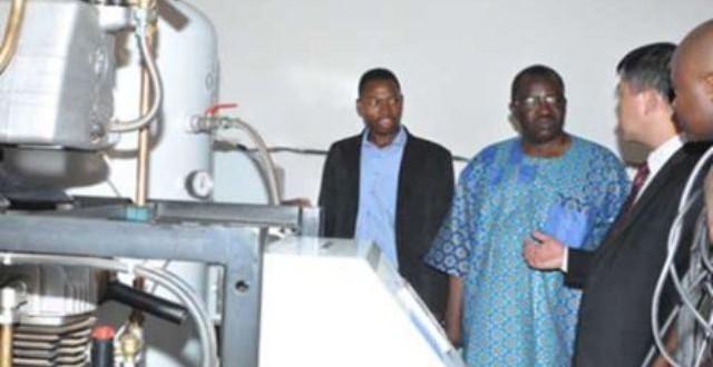 Hôpital Yalgado Ouédraogo de Ouagadougou:Un nouveau laboratoire d'examens médicaux et une centrale d'oxygène