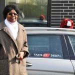 Mme ZONGO née YAMEOGO Ramata, taxiwoman de profession, est heureuse grand-mère de trois petits enfants,  installée en France depuis 1979.