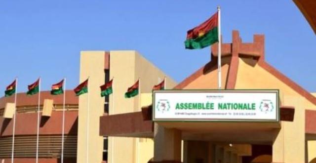 Election du nouveau président de l'Assemblée nationale du Burkina le 8 septembre 2017.