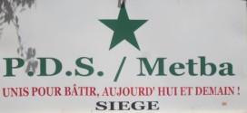 Attaque terroriste et violences communautaires à Yirgou:«Nous devons éviter la discrimination et la stigmatisation entre burkinabè selon le parti PDS»