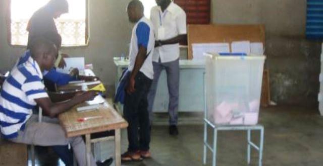 Résultats provisoires des municipales 2016 au Burkina