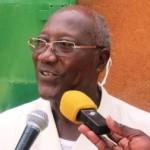 Philippe Ouédraogo,président du PDS/METBA,candidat aux municipales 2016 pour la mairie de Korsimoro.