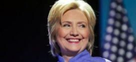 Hillary Clinton officiellement désignée candidate à la Maison Blanche