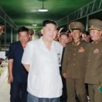 Le chef d'Etat Nord-Coréen, Kim Jong-un. REUTERS/Korean Central Nouvelles Agence de la Corée du Nord.