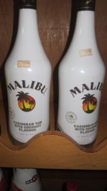 Cave ORCHIDEE malibu 4