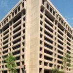 Le siège du FMI à Washington. DR/International Monetary Fund