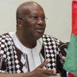 Son Excellence Monsieur Roch Marc Christian KABORE, Président du Faso, Président du Conseil des ministres au Colloque international sur la contribution du secteur privé dans la relance économique du Burkina Faso.