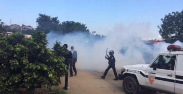Constitution ivoirienne: arrestations d'opposants lors d'une manifestation