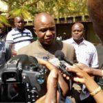 M.Abdoul Ouédraogo,PDG d'Abdoul Services ,une entreprise générale qui intervient dans l'immobilier au Burkina et hors du pays.