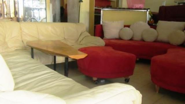 Un salon agréable et confortable!