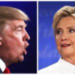 Donald Trump et Hillary Clinton.© REUTERS/Carlos Barria