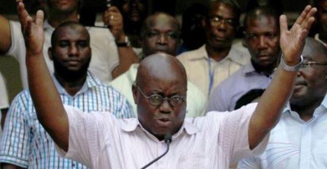 Ghana: Nana Akufo-Addo remporte la présidentielle 2016