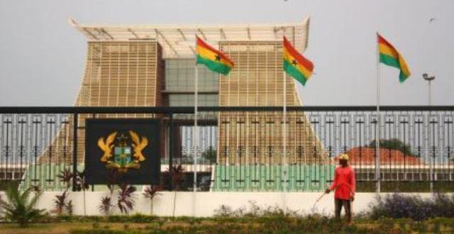 Ghana: l'armée intervient au sein du Parlement en pleine session à Accra le 7 Janvier 2021