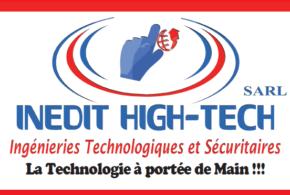 INEDIT HIGH-TECH : travaux informatiques, électroniques, sécurité et télésurveillance, énergie solaire à Ouagadougou.