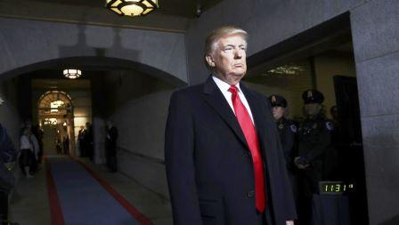 Etats-Unis: les dossiers prioritaires du président Donald Trump