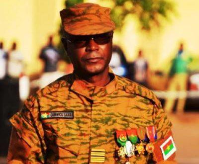 Profil du général Oumarou SADOU, nouveau Chef d'Etat-major général des armées du Burkina