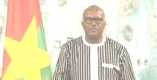 Nouvel an 2017:message du Président du Faso Roch Kaboré