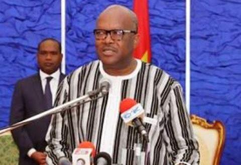 Discours de Son Excellence Monsieur le Président du Faso en réponse aux vœux de nouvel an 2017 du Corps diplomatique
