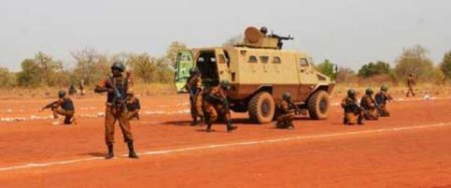 Sécurisation du territoire burkinabè: 11 terroristes abattus et 1 capturé du 23 au 24 février 2021